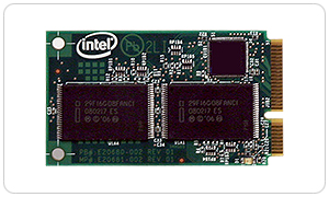 Intel Turbomemory Module