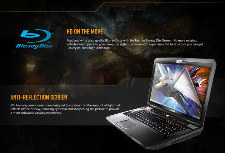 MSI GT70 Series Cheaper Gaming Laptop