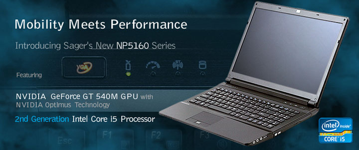 NP7280 with Intel Core i7 CPU with Extreme NV GTX 485M Graphics